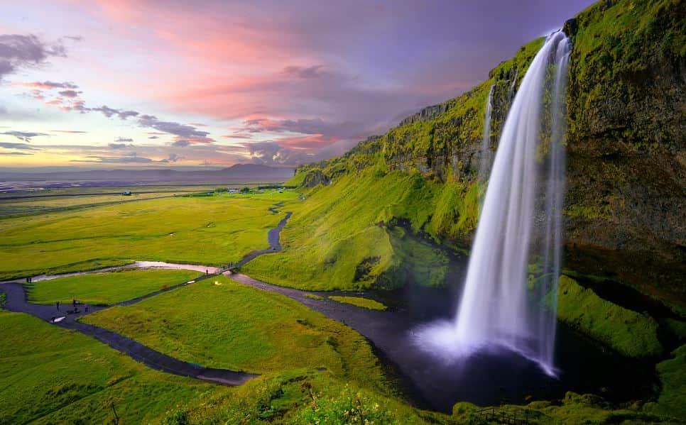 världens högsta vattenfall